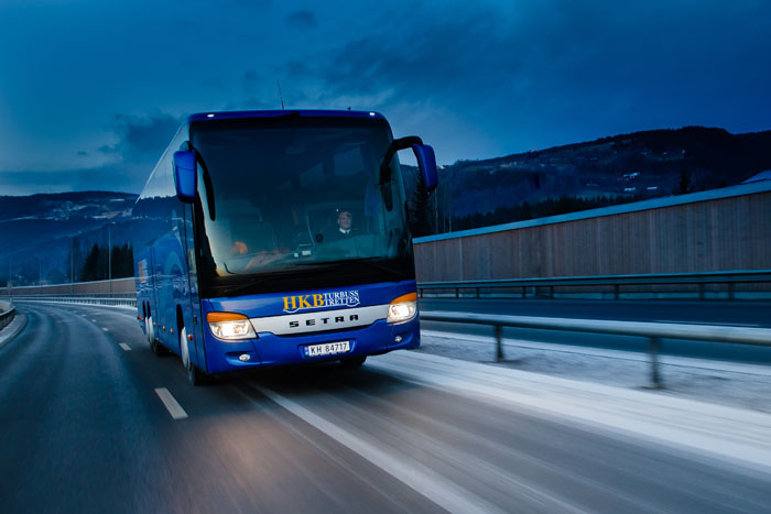 Hvorfor velg HKB Turbuss AS